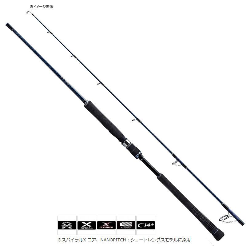 シマノ(SHIMANO) オシア ジガー クイックジャーク S58-6 38751 【大型商品】