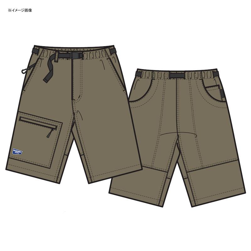 パズデザイン サプレックスショーツII L カーキ SPT-008
