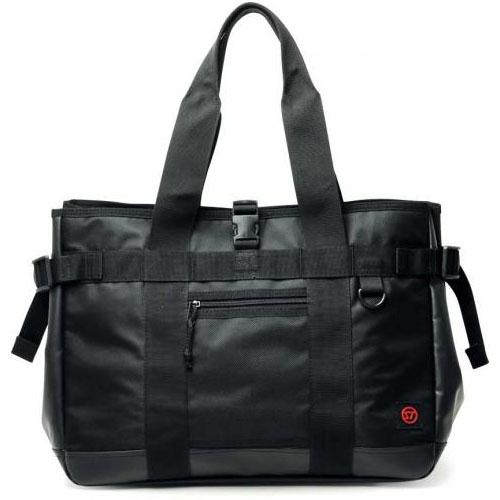 STREAM TRAIL(ストリームトレイル) Robuster Tote Bag(ロブスター トート バッグ) BLACK