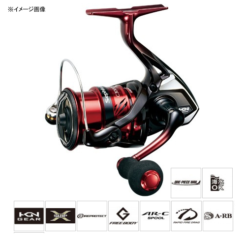 シマノ(SHIMANO) 18 セフィアBB C3000SHG
