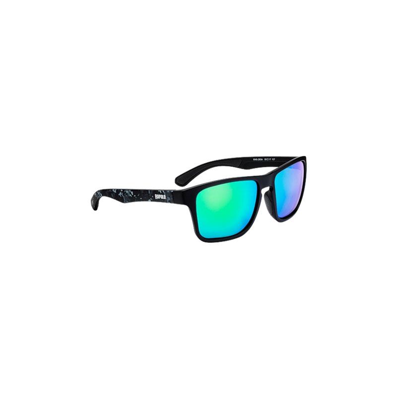 高品質 偏光グラス Rapala ラパラ ビジョンギア アーバン シリーズ 新作多数 UVG-293A グレーグリーンミラー マットブラック