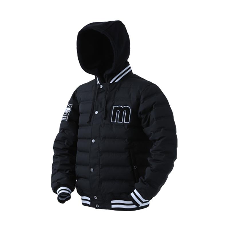 MAZUME(マズメ) ダウンジャケット 2019 L ブラック MZDJ-397-02