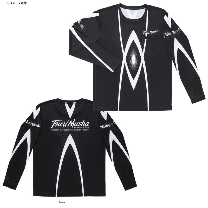 釣武者 WRロングTシャツ XL 504896