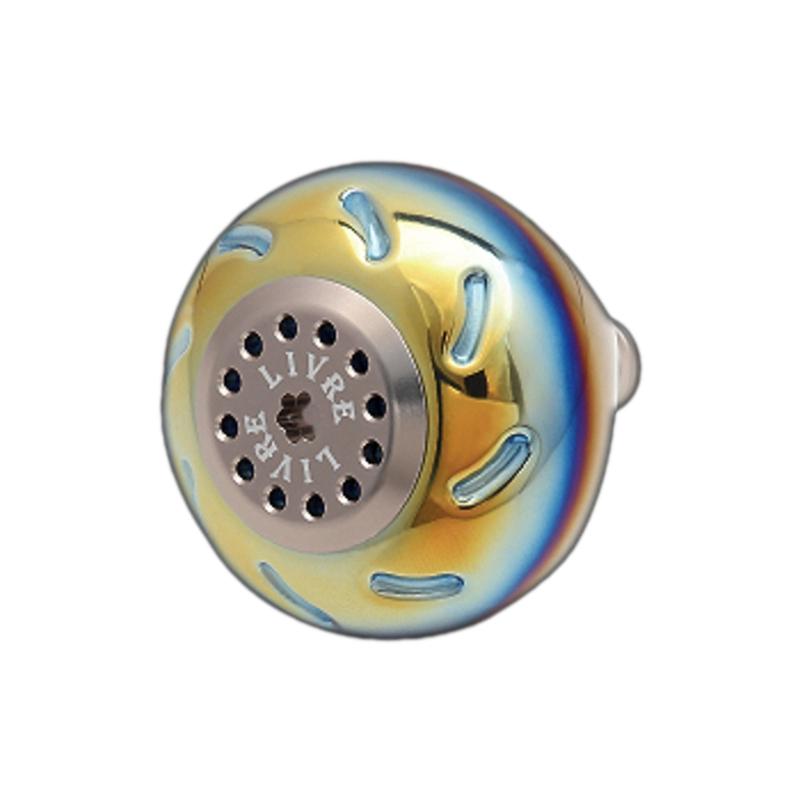 リブレ(LIVRE) EP50(イーピー 50) ダイワL用 ファイヤー+チタンC E50LTI-1