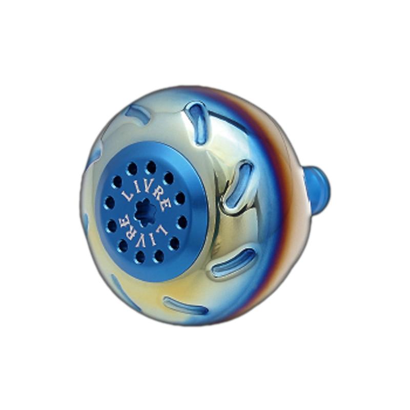 リブレ(LIVRE) EP50(イーピー 50) シマノB用 ファイヤー+ブルーC E50BBL-1