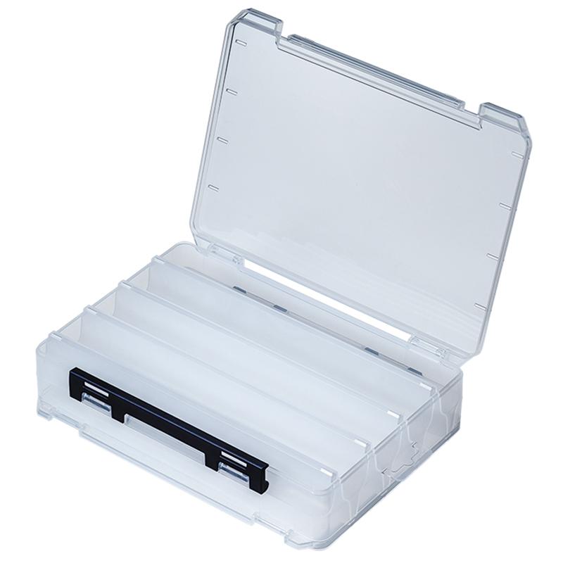 高価値 フィッシングケース メイホウ 全商品オープニング価格 MEIHO 明邦 250V クリア リバーシブル