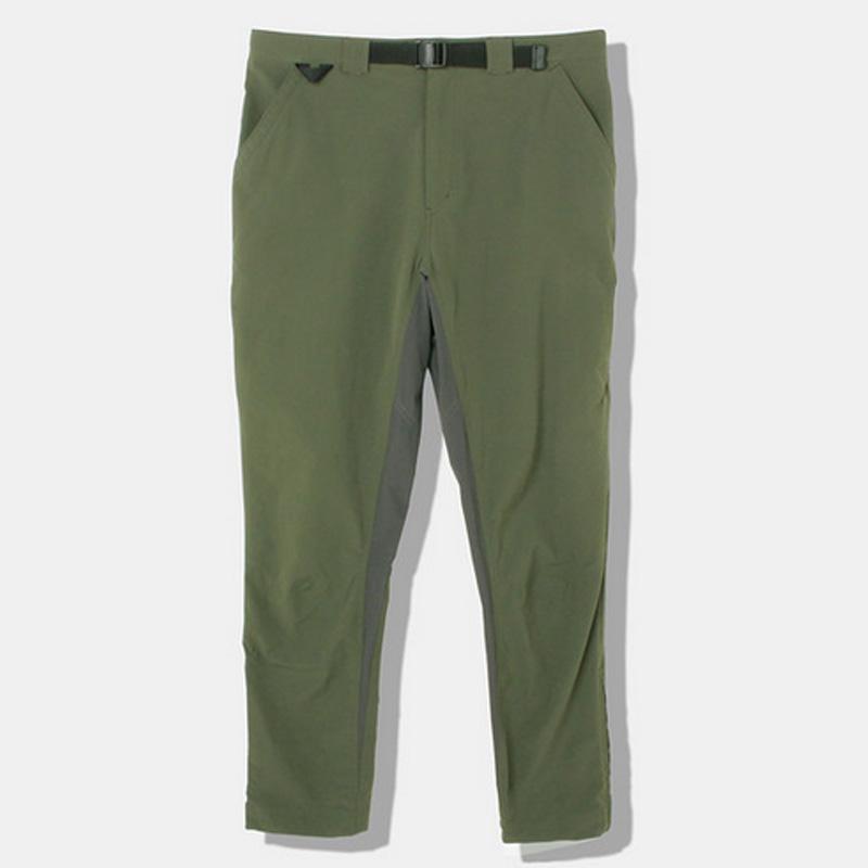 Columbia(コロンビア) DOODY ROAD PANT(ドゥーディー ロード パンツ) Men's L 347(SURPLUS GREEN) PM4955