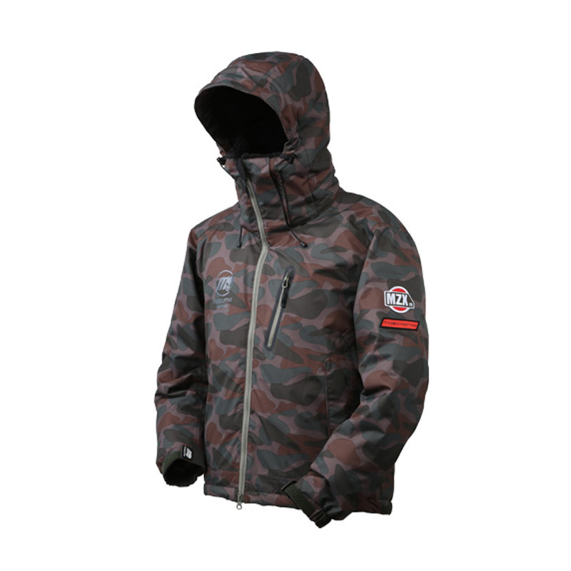 MAZUME(マズメ) MZX TIDE MANIA ALL WEATHER JACKET POPIV M カモ MZXFW-069-01