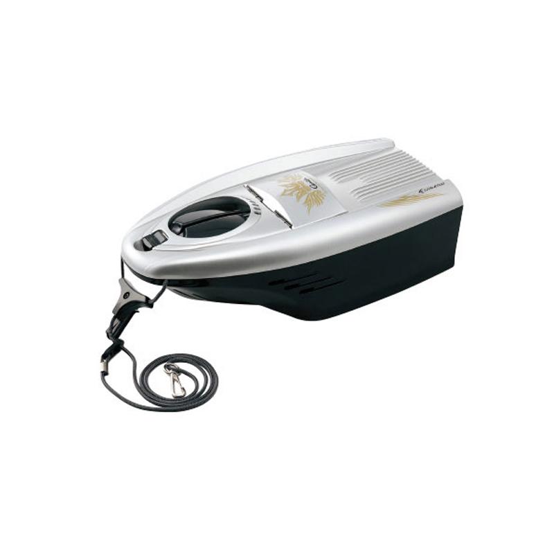がまかつ(Gamakatsu) 鮎舟ジャイロジェット650 GM-9866 ホワイトアルミニウム 59866-3-0