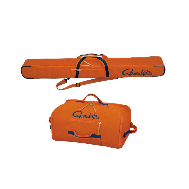 がまかつ(Gamakatsu) ウルトラライトロッドケース バッグセット GC-281 オレンジ 31281-3-0