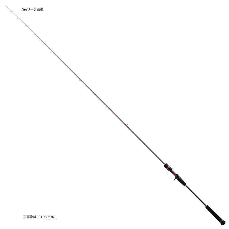 メジャークラフト NEW フルソリ 鯛ラバ FSTR-B67MH 【個別送料品】 大型便