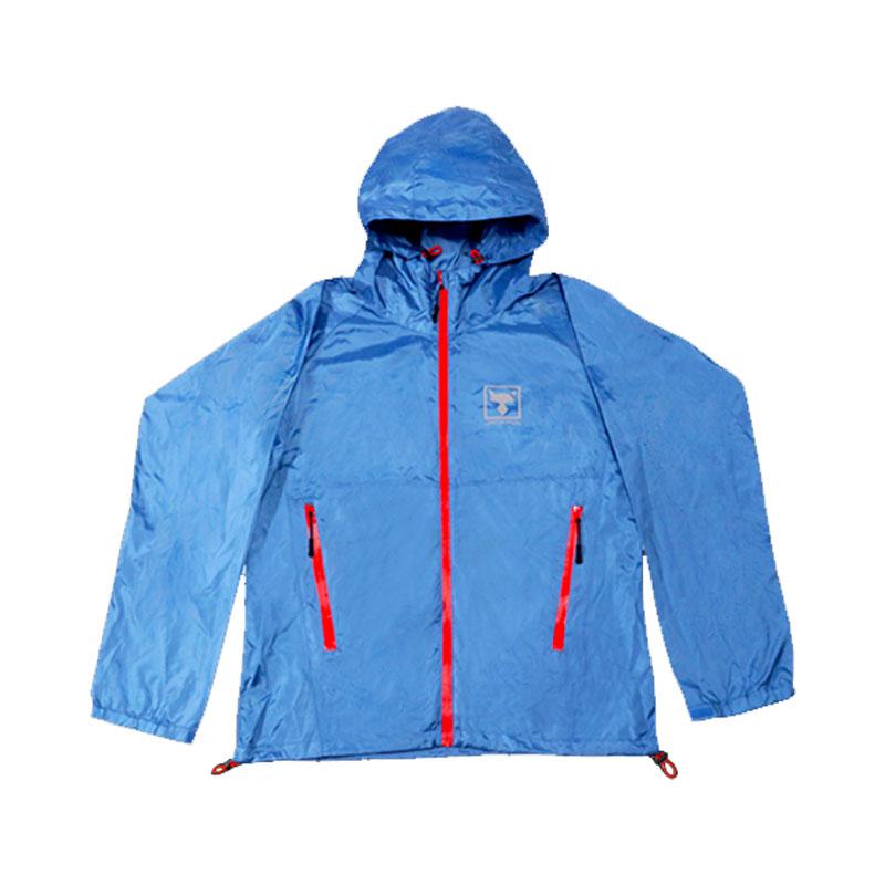 ジャッカル(JACKALL) ライトジャケット M ブルー