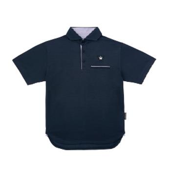 がまかつ(Gamakatsu) ポロシャツ(クラウンエディション) GM-3635 3L ネイビー 53635-25-0