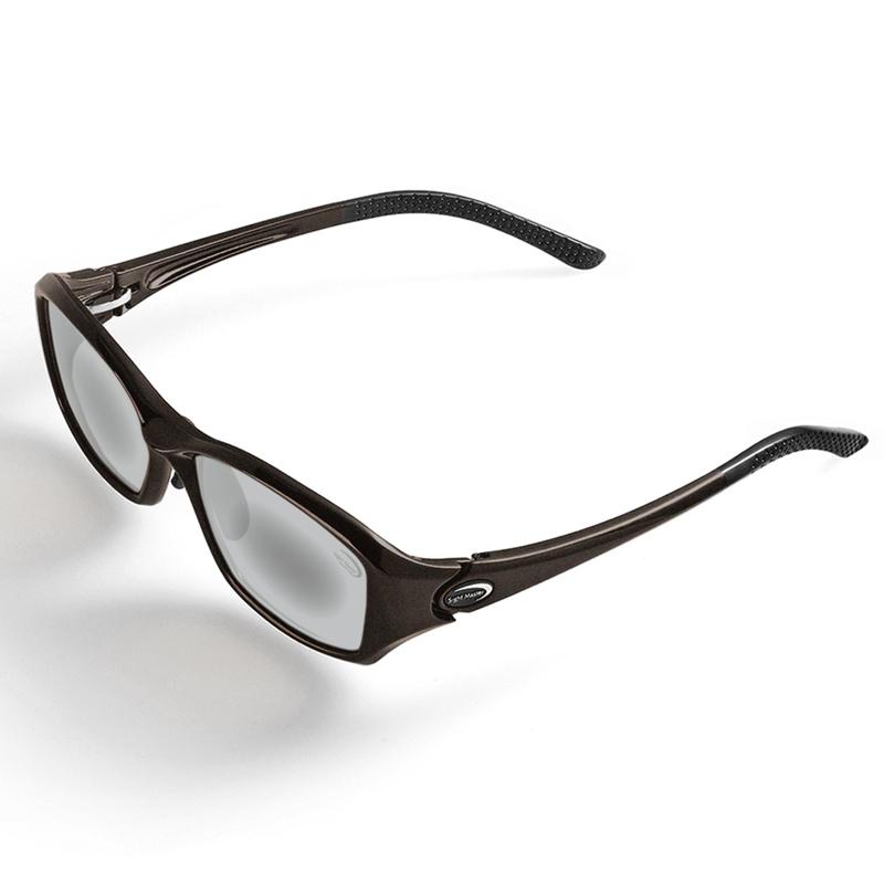 サイトマスター(Sight Master) オプティモ メタブラウン LG/シルバーミラー