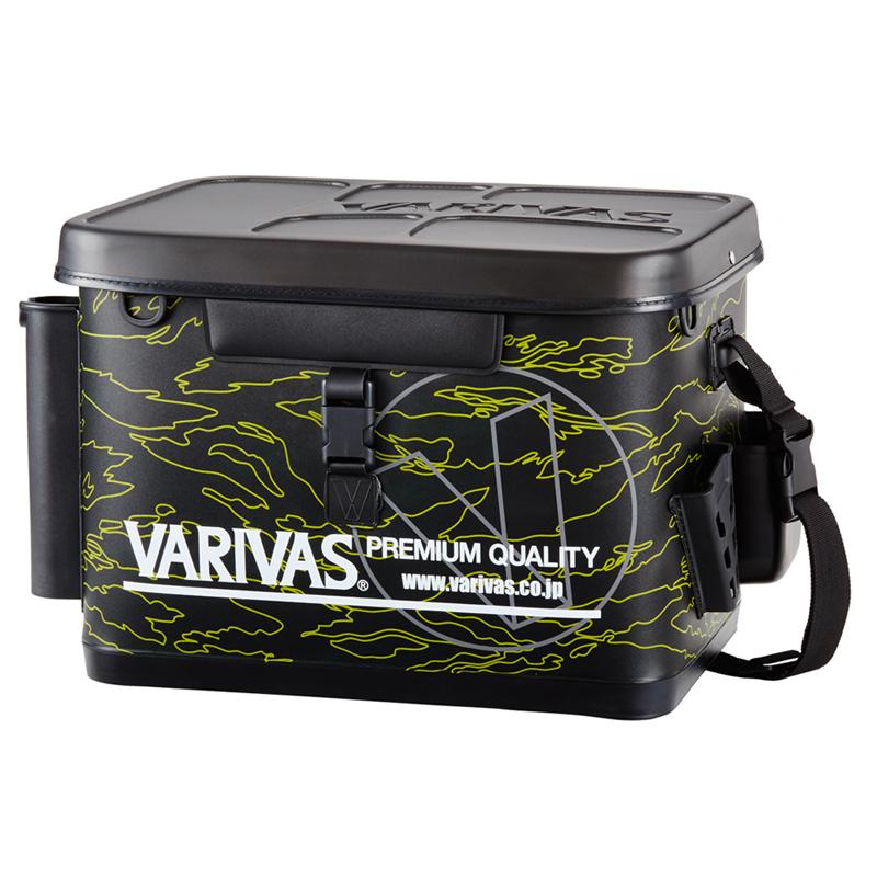 モーリス(MORRIS) VARIVAS タックルバッグ 40cm カーキ VABA-67