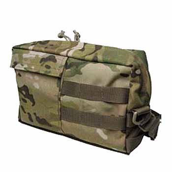 サブロック(SUBROC) SMALL SHOULDER BAG(スモールショルダーベルト) マルチカム