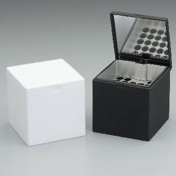 喫煙用品 ライター 灰皿 ウィンドミル WIND MILL 無地ブラック 当店一番人気 毎日続々入荷 ハニカムキューブ卓上灰皿 601-1002