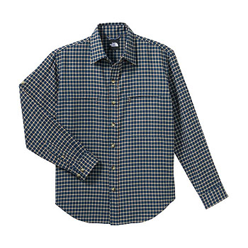 THE NORTH FACE(ザ・ノースフェイス) NT26727 Regular Collar Shirt S LB(ラックスブルー) NT26727