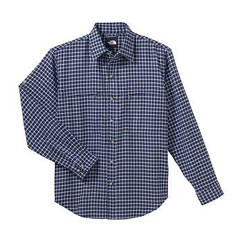 THE NORTH FACE(ザ・ノースフェイス) NT26727 Regular Collar Shirt L AV(エイビエーターブルー) NT26727