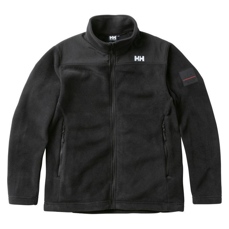 HELLY HANSEN(ヘリーハンセン) HH51852 ハイドロ ミッドレイヤー ジャケット Men's M K(ブラック) HH51852