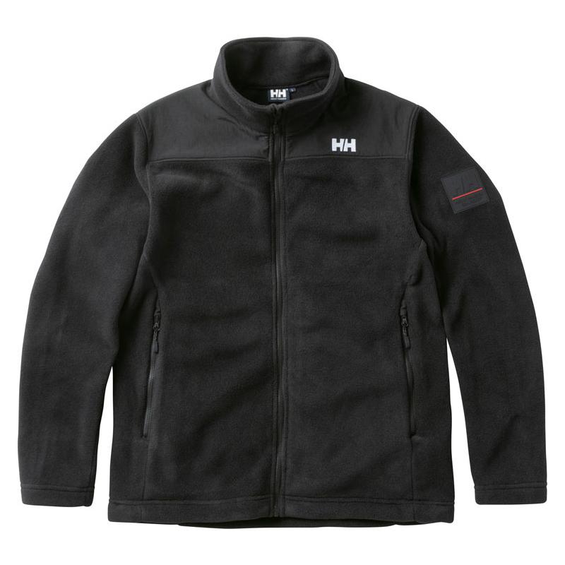 HELLY HANSEN(ヘリーハンセン) HH51852 ハイドロミッドレイヤージャケット Men's XL K(ブラック) HH51852