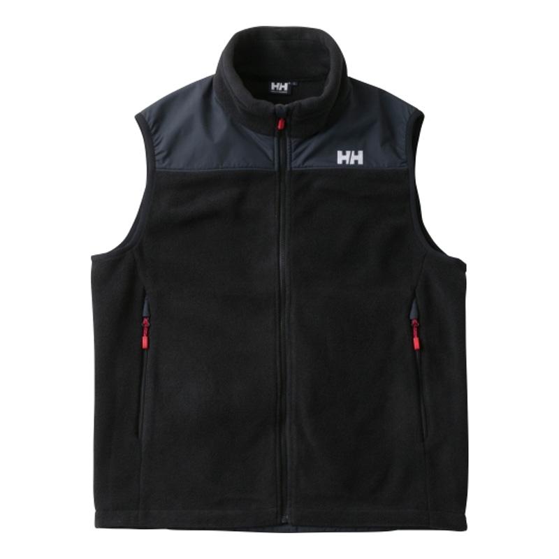 HELLY HANSEN(ヘリーハンセン) HH51853 ハイドロミッド レイヤー ベスト Men's XL K(ブラック) HH51853