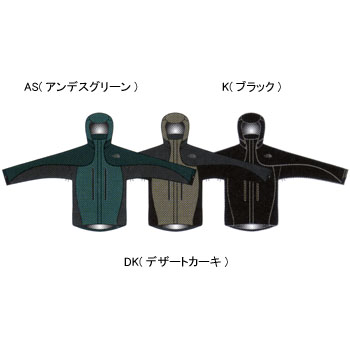 THE NORTH FACE(ザ・ノースフェイス) GLIDE JACKET M AS(アンデスグリーン) NS15812