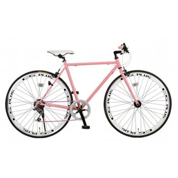 [完成車・ロードバイク・電動自転車] CS+ ピスクロ700 700c モモ YC-9540 【大型商品】