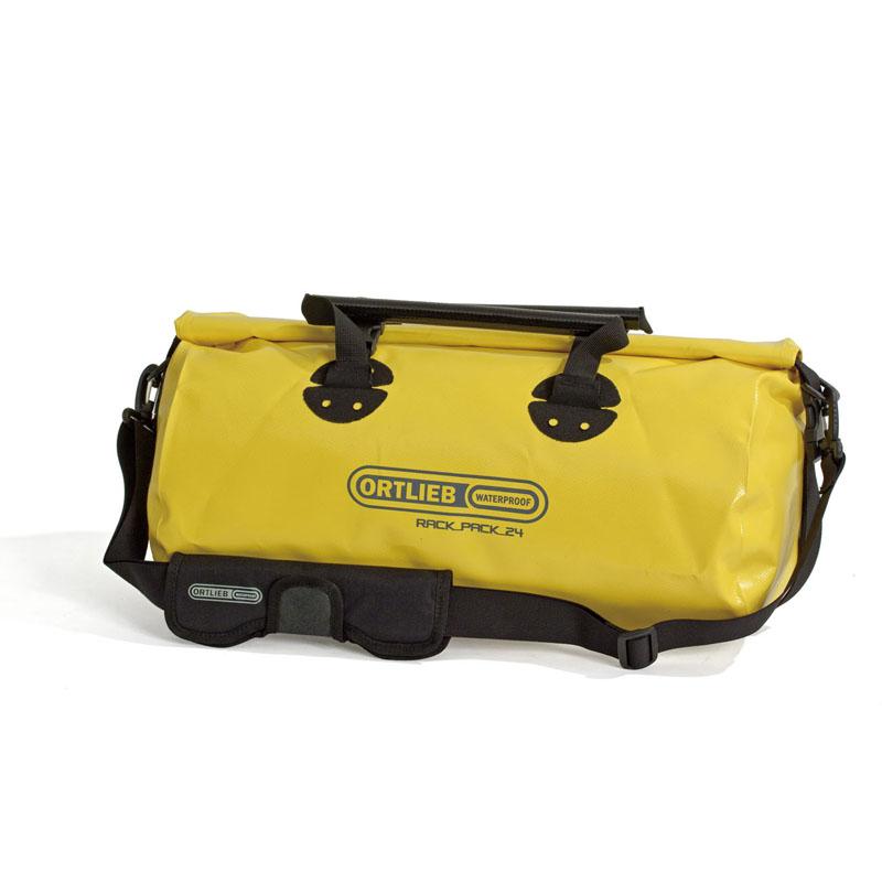 ORTLIEB(オルトリーブ) ラックパック S 24L 防水バッグ RACK-PACK 24L/S イエロー K61H2