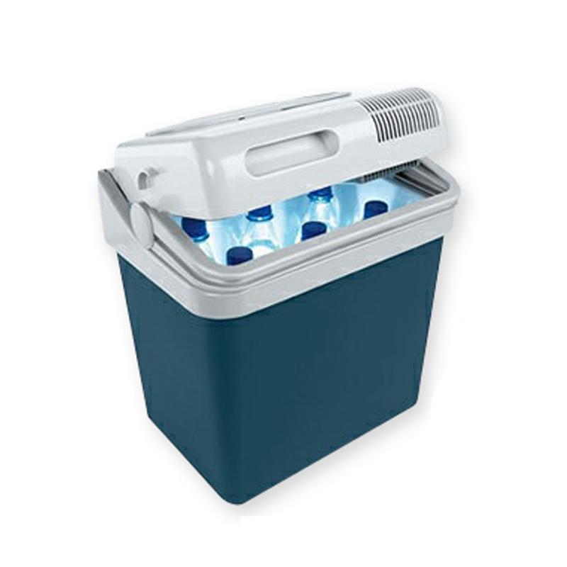 MOBICOOL(モビクール) ポータブル24L 冷蔵ボックス 24L ブルー P24DC