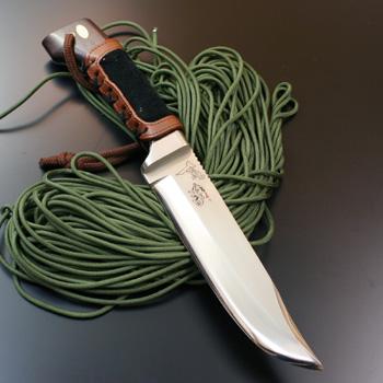 TSUGE(柘植) アンカライトナイフ (山人刀) 片刃 小 TG-6