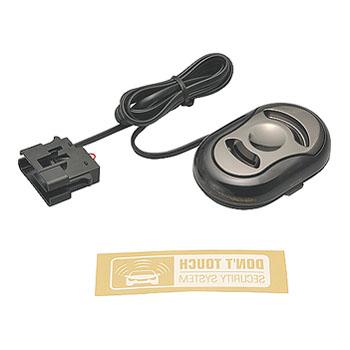 カーメイト(CAR MATE) OBDII通信のカーセキュリティシステム ブラック SQ900