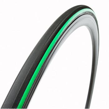 vittoria(ヴィットリア) Pave CG(パヴェ・CG) 28インチ(27~28インチ) チューブラータイヤ 28インチ ブラック×グリーン USP-43894