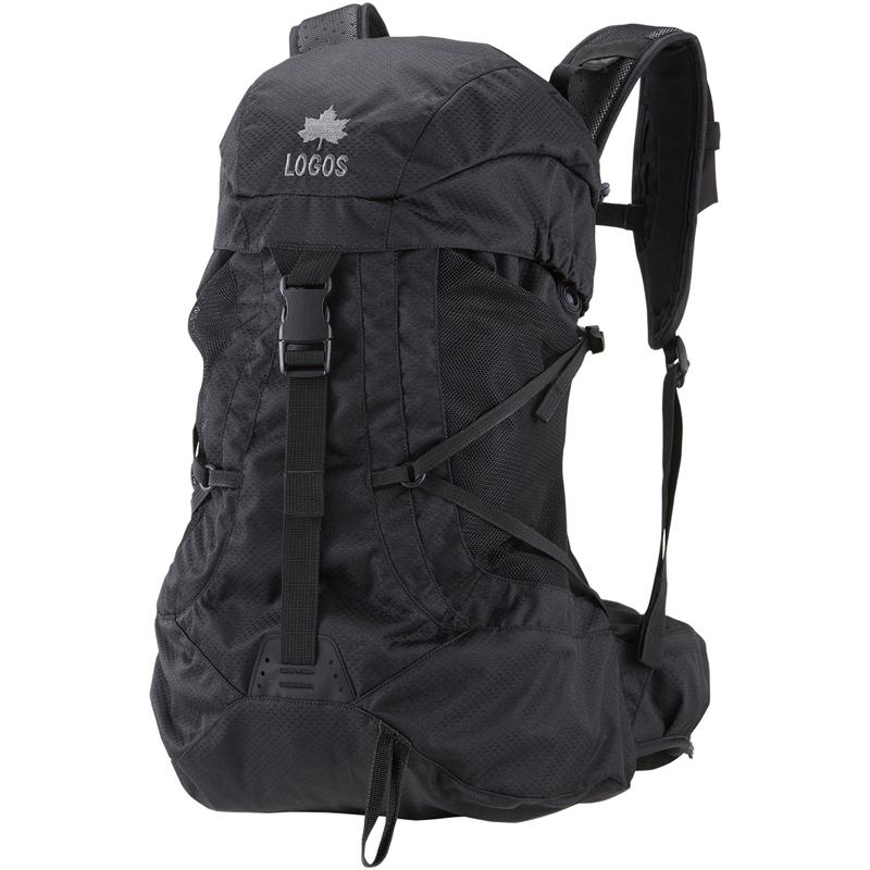 ロゴス(LOGOS) サーマウント 30L ブラック 88250104