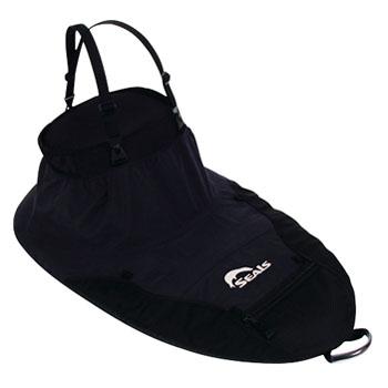 カヌー カヤック用品 Seals ファッション通販 シールズ Tropical Model Tour Large K-1X 新品未使用正規品 Black