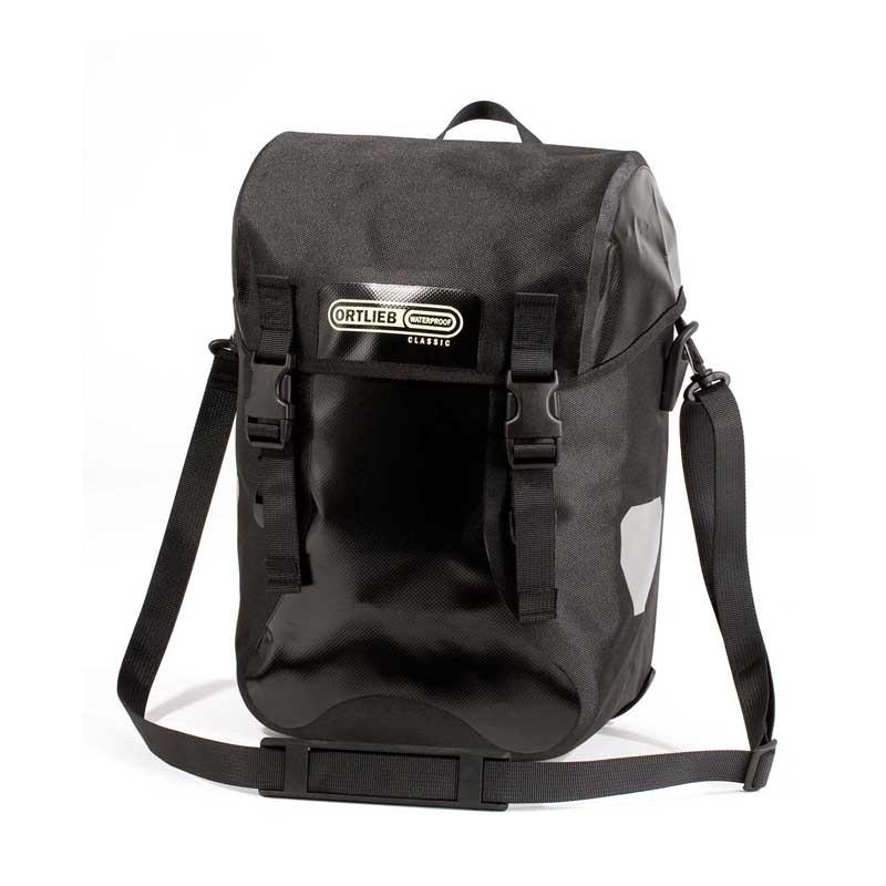 ORTLIEB(オルトリーブ) スポーツパッカークラシック(ペア) 30L ブラック F4803