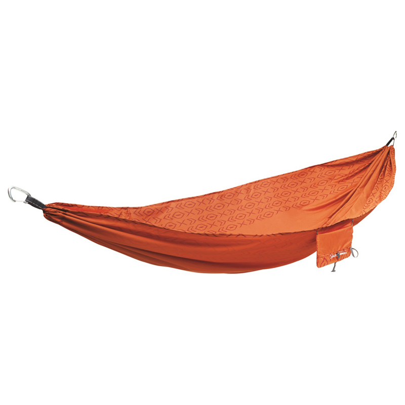 THERMAREST(サーマレスト) スラッカー ハンモック シングル バーンオレンジ 30783
