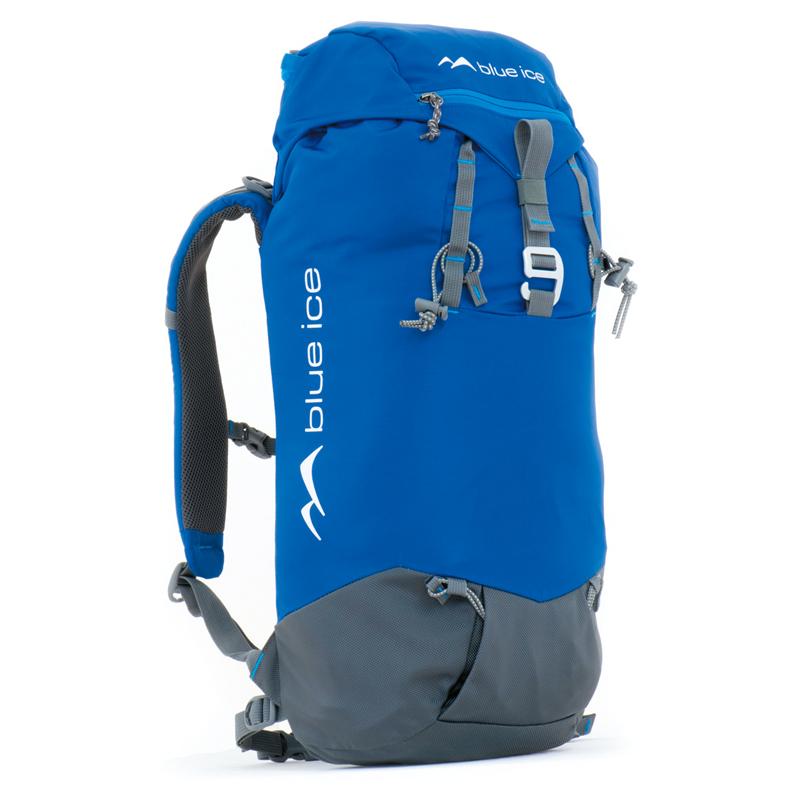blue ice(ブルーアイス) ワーソッグ 40L ブルー BK21