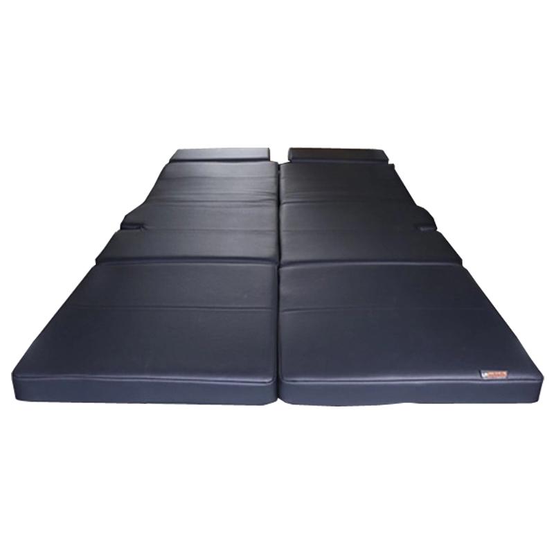 ユーアイビークル(UIvehicle) エブリィワゴン(DA17型)マルチウェイベッドキット【代引不可】【営業所止め】 DA17型 レザー調ブラック JN-U068