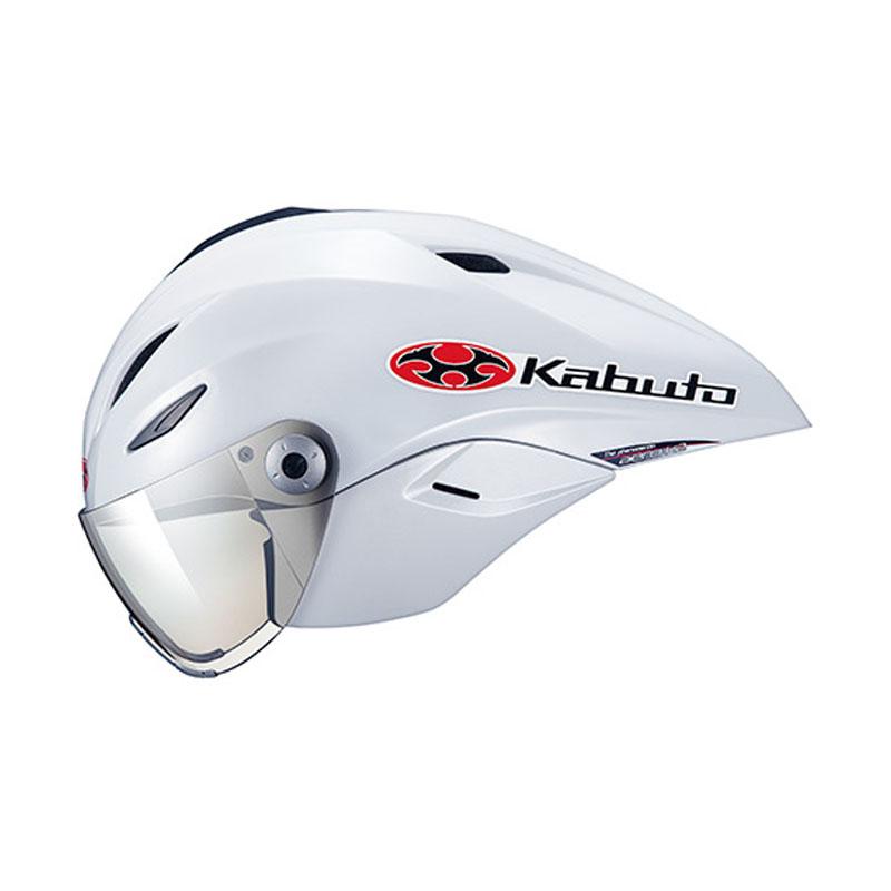 OGK(オージーケー) AERO-K2(エアロ-K2) L/XL パールホワイト 20660412