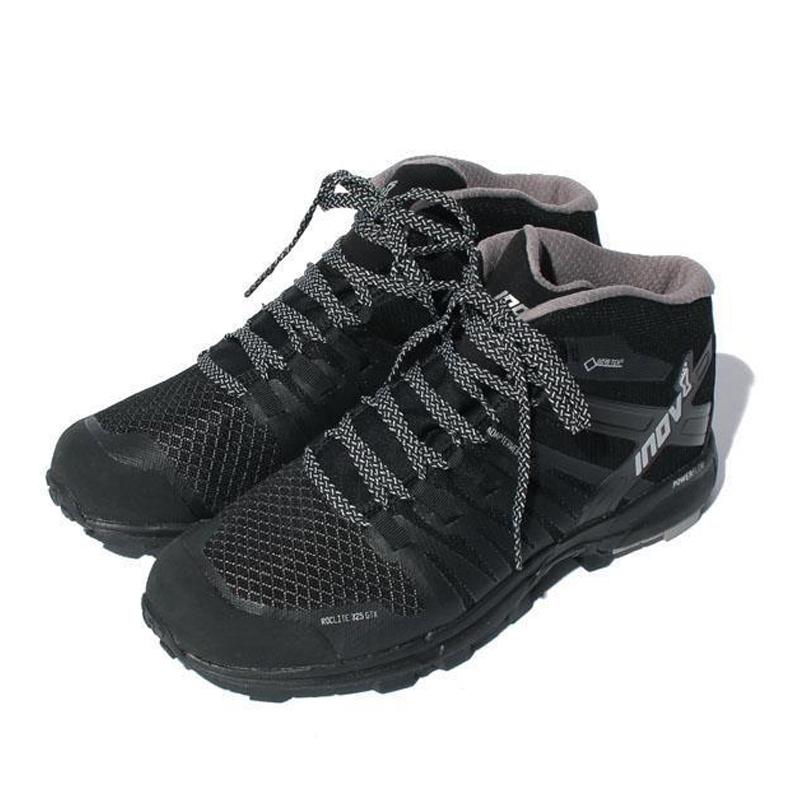 INOV8(イノヴェイト) ROCLITE 325 GTX Men's 26.5cm BLACK×GREY IVT2708M2