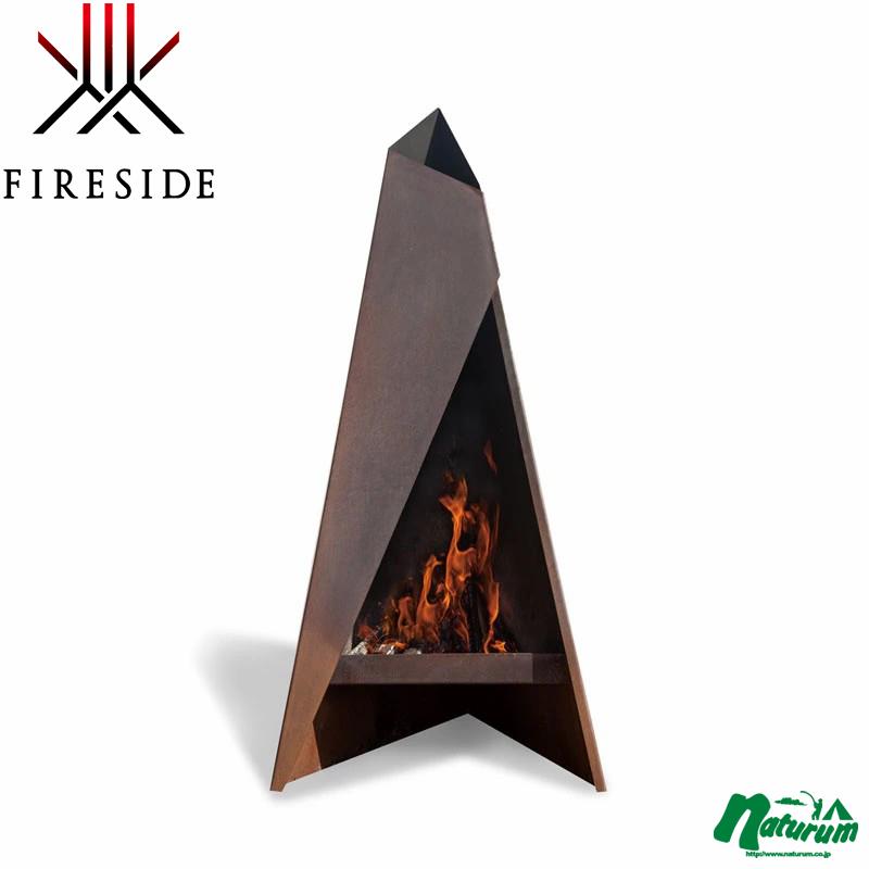 ファイヤーサイド(Fireside) TIPI 150 ダークブラウン 81040