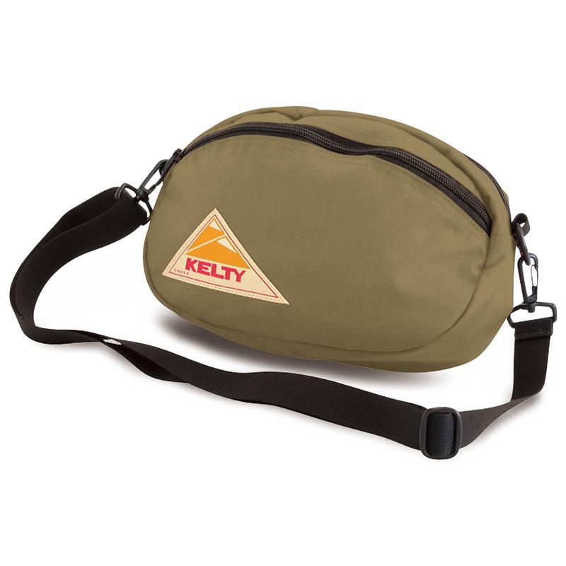 KELTY(ケルティ) OVAL SHOULDER 3L/M Tan 2592047