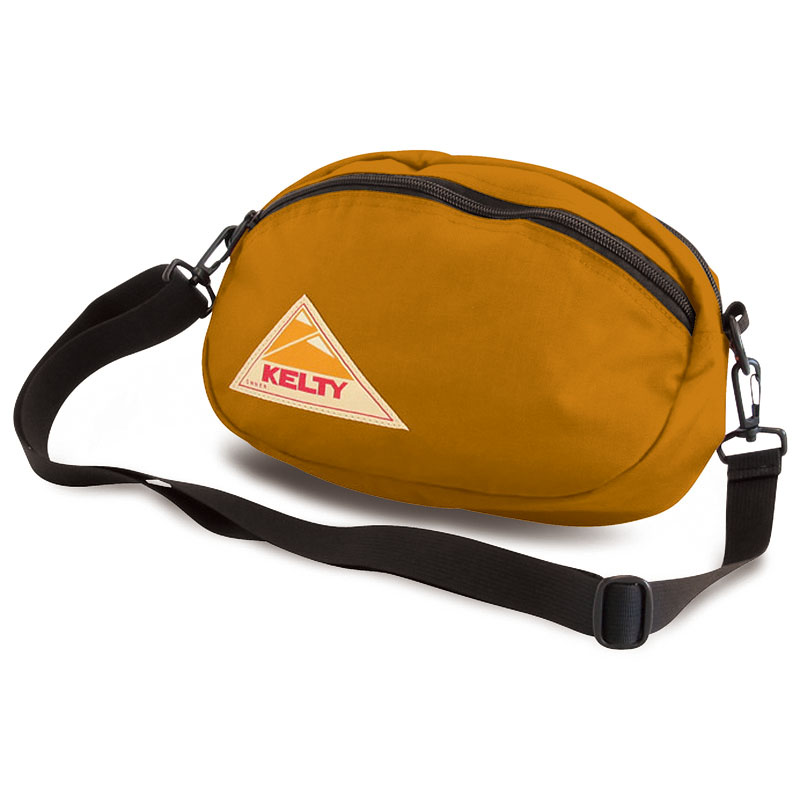 KELTY(ケルティ) OVAL SHOULDER 3L/M Caramel 2592047