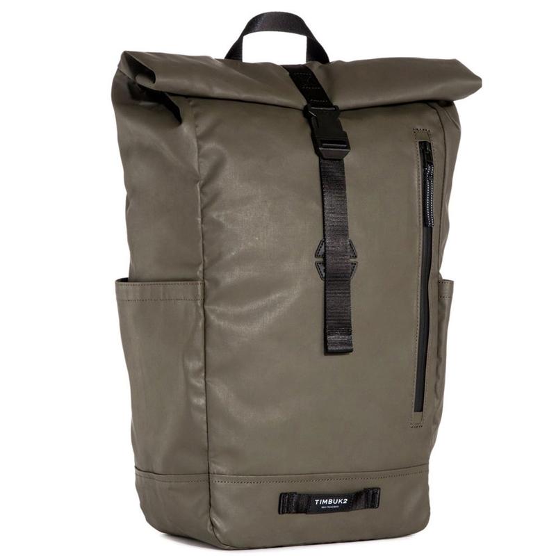 TIMBUK2(ティンバック2) バックパック Tuck Pack CarbonCoated(タック パック カーボンコーテッド) 20L/ワンサイズ Mud IFS-101533833