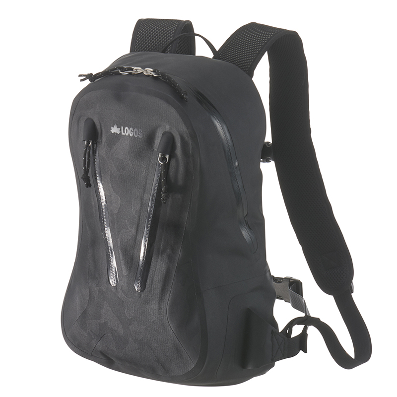 ロゴス(LOGOS) SPLASH mobi ザック14 14L ブラックカモ 88200016