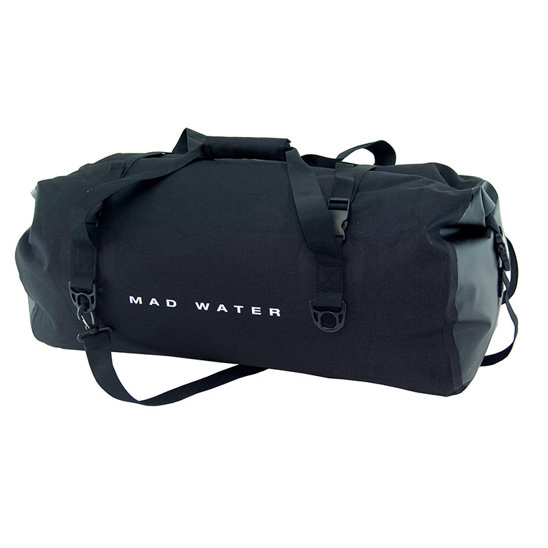 マッドウォーター(Mad Water) WP Roll-Top Duffle 60L 10(ブラック) ECL132