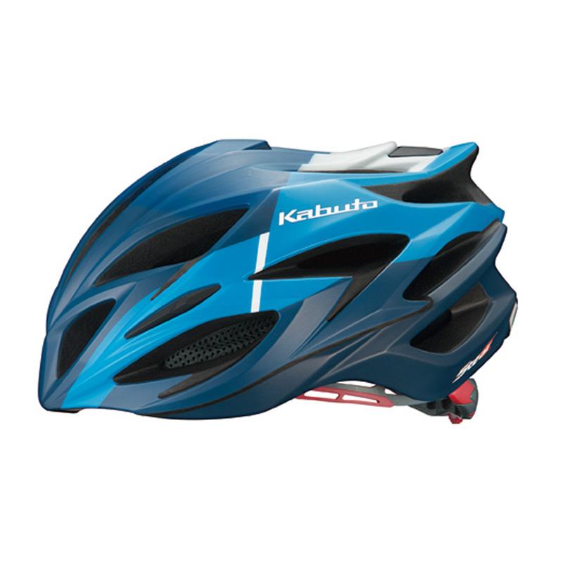 オージーケー カブト(OGK KABUTO) ヘルメット STEAIR (ステアー) L/XL コルサマットブルー STEAIR