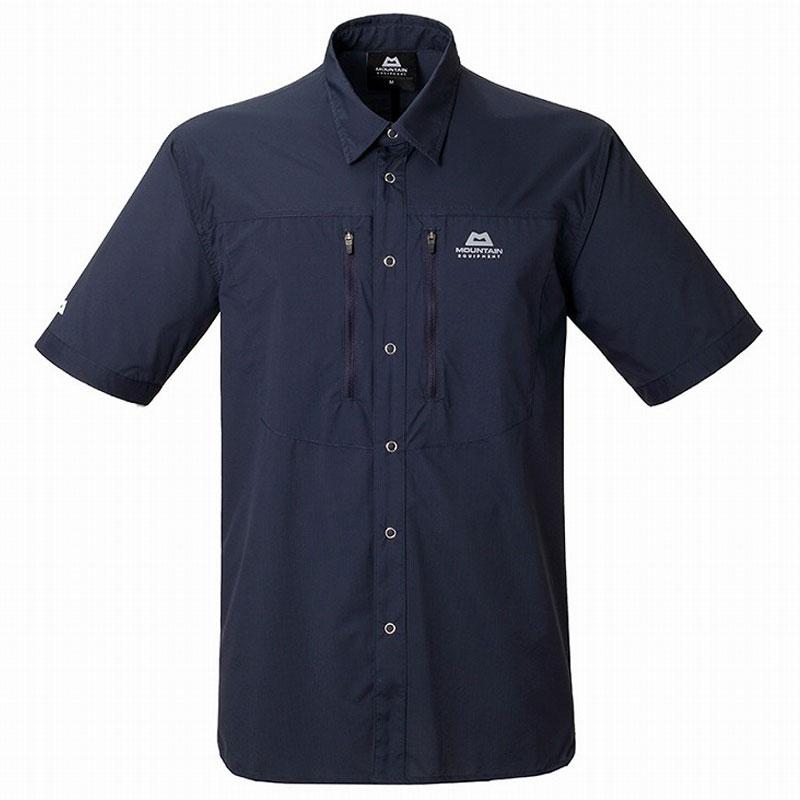 マウンテンイクイップメント(Mountain Equipment) Speed Shirt L エクリプス 421829
