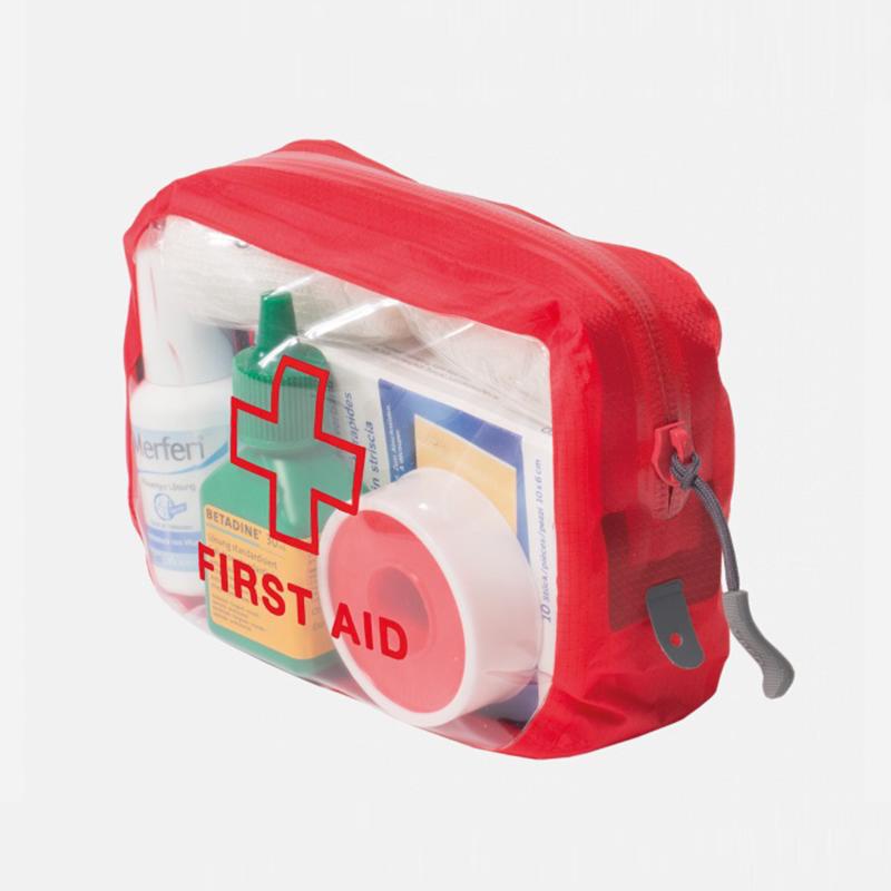 本店 爆売り スタッフバッグ EXPED エクスペド Clear Cube 397346 S First Aid
